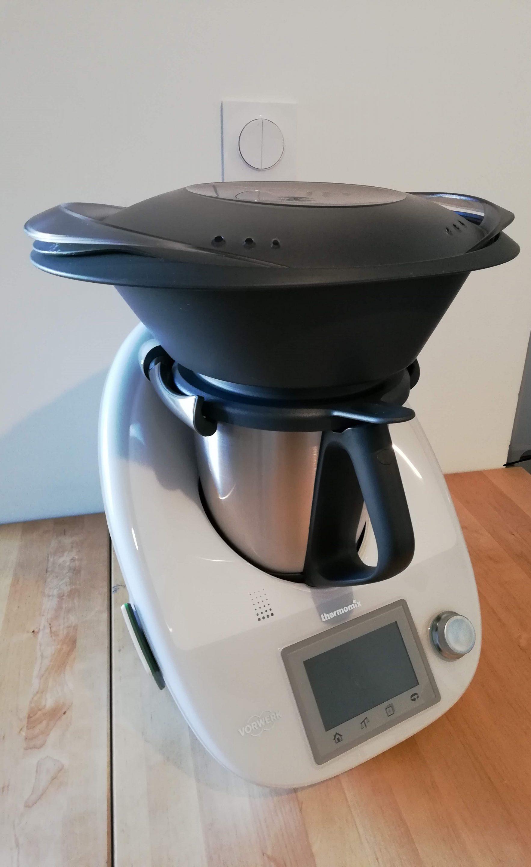 Maigrir avec Thermomix : Très facile avec le varoma et la cuisson vapeur
