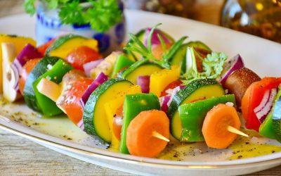 7 recettes végétariennes rapides et simples au Thermomix