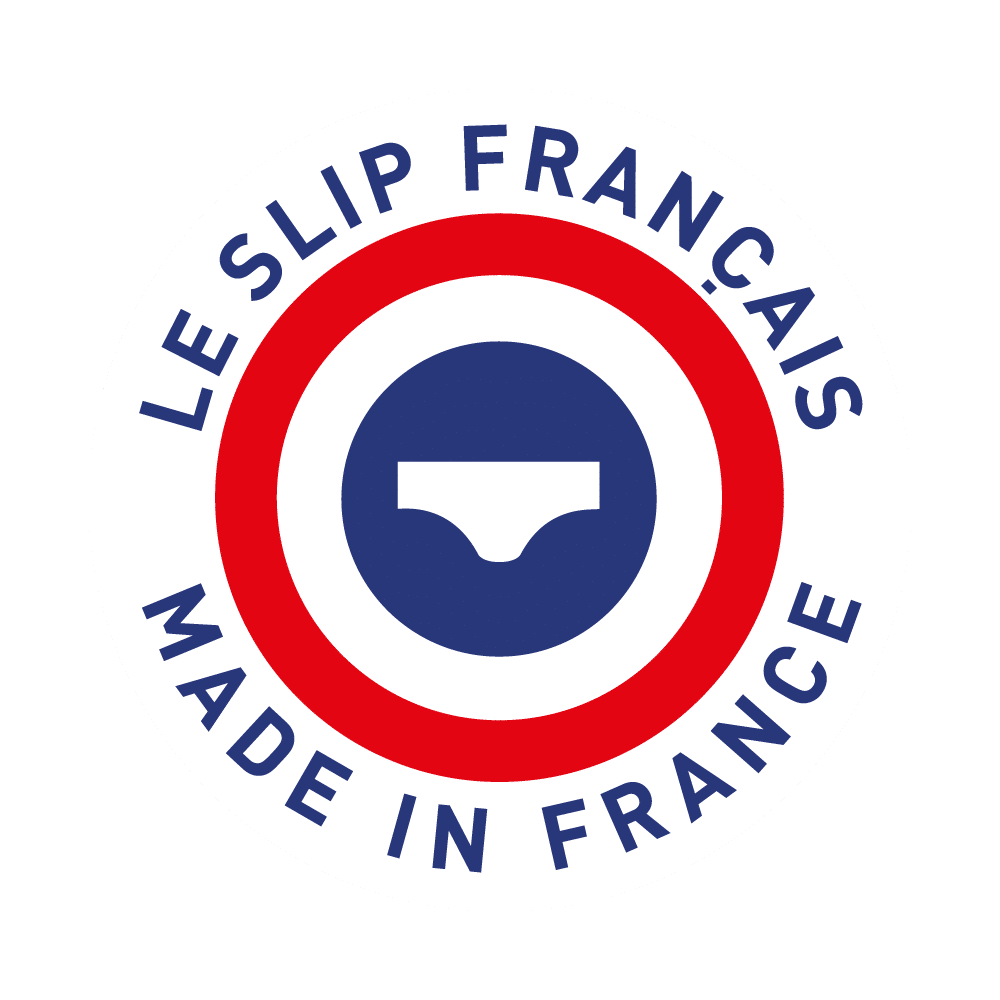 Logo du Slip français, une marque Made in France