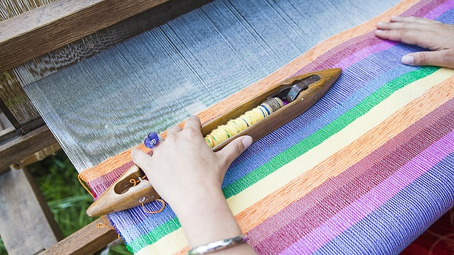 Les fibres recyclées pour un vêtement recyclé éthique
