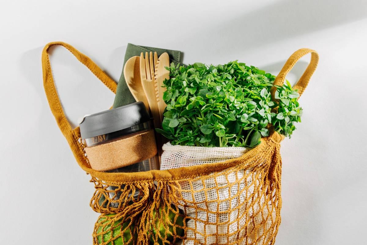 Panier biodégradable