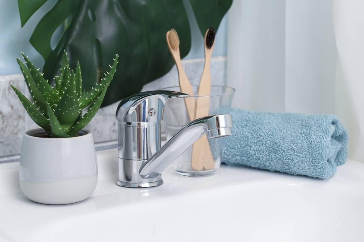 Oriculi pour réduire les déchets dans la salle de bains
