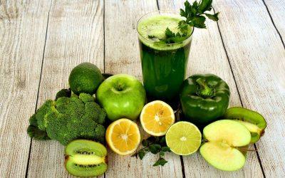 Le jus vert détox pour reminéraliser l'organisme