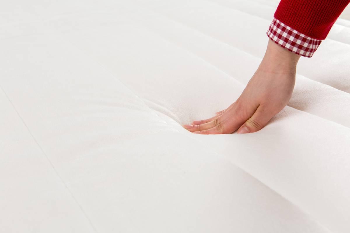 Douleurs de dos : il vous faut un matelas à mémoire de forme ! sur Prends en soin