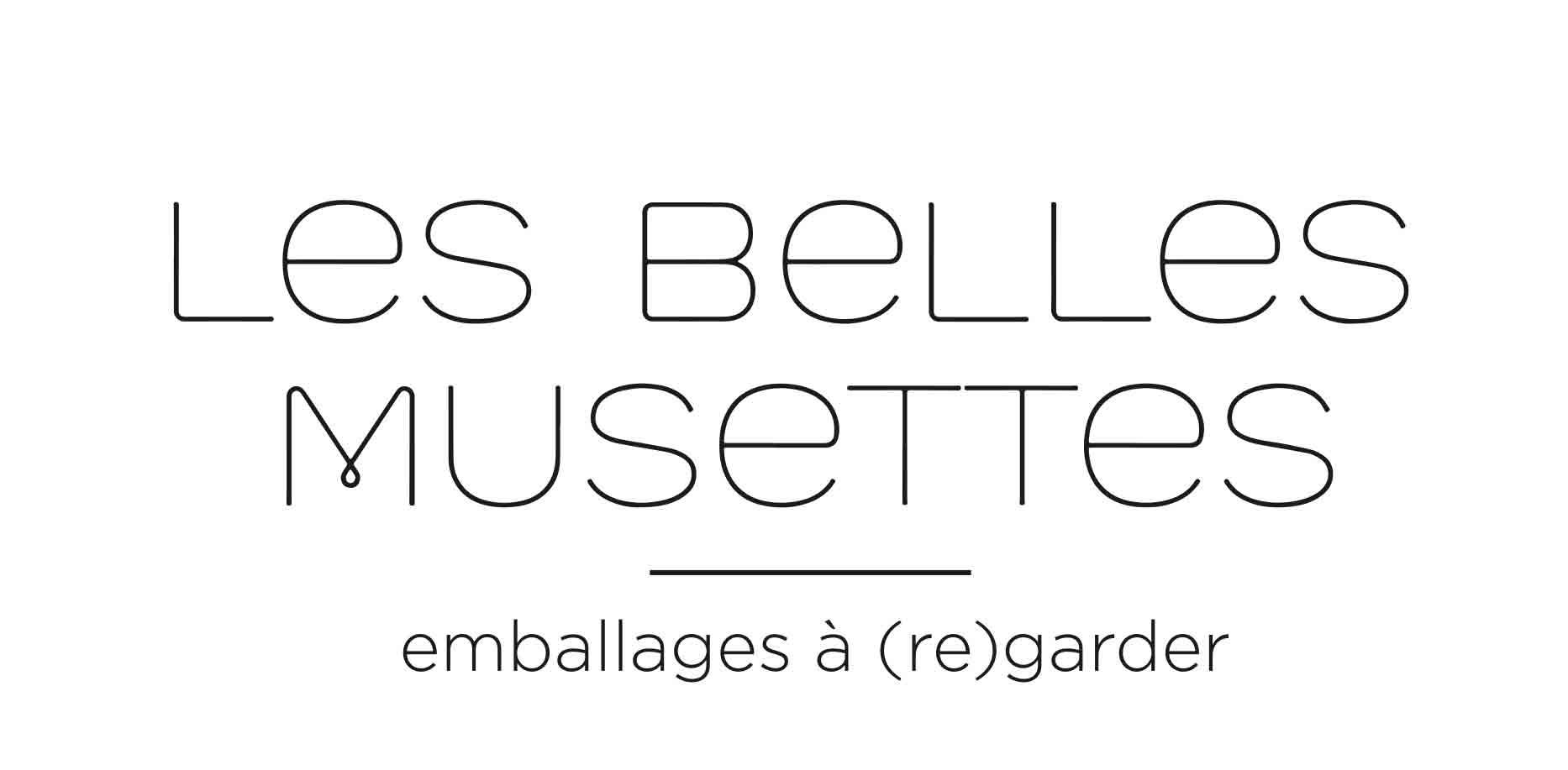 Les belles musettes - Logo Made in France