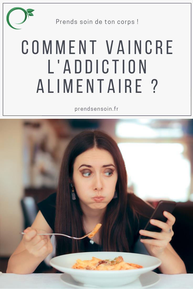 Comment vaincre l'addiction alimentaire ?