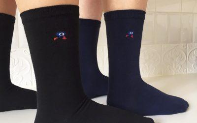 Interview de Sandrine, des chaussettes Bonpied