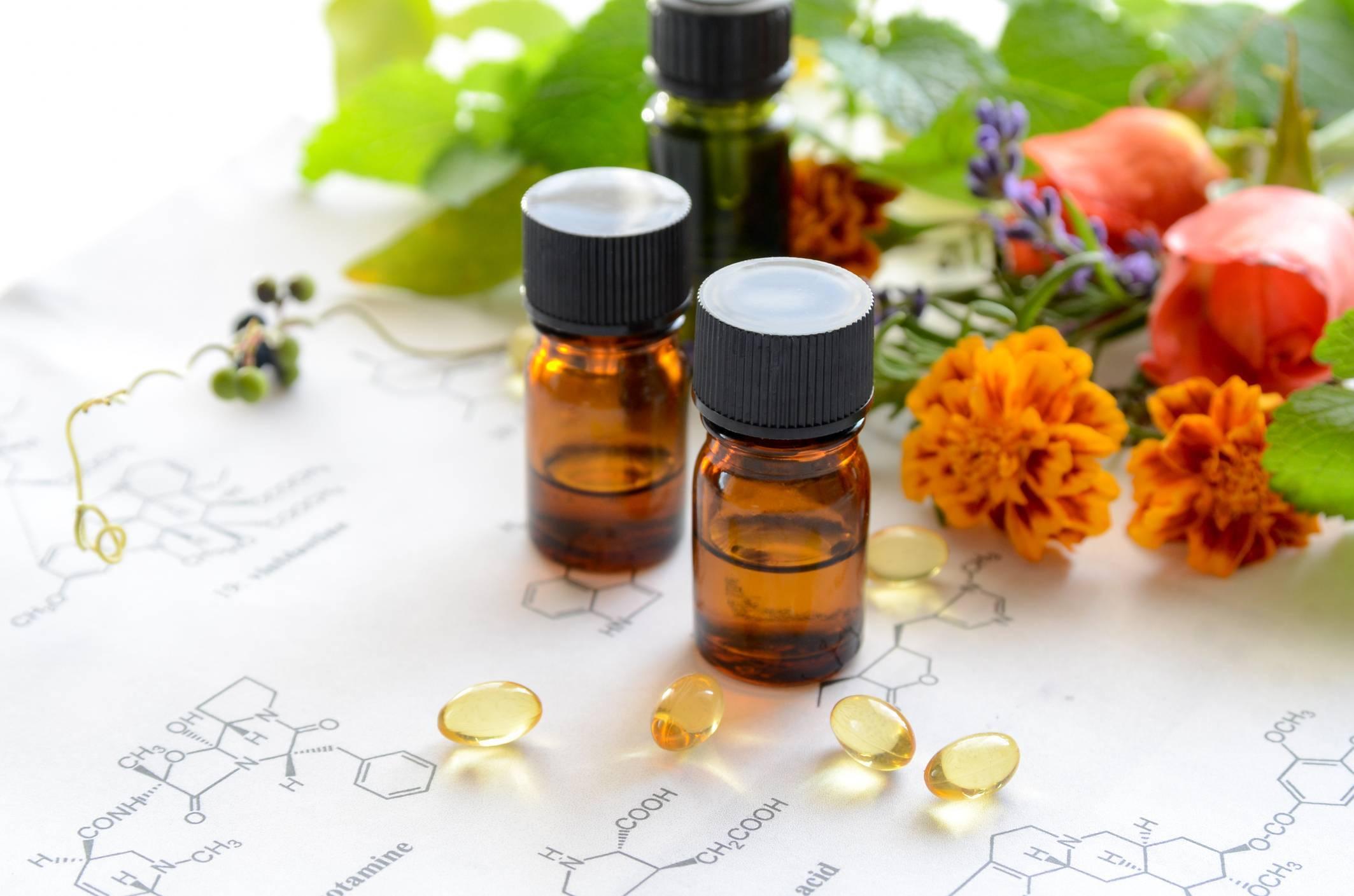 aromathérapie huiles essentielles