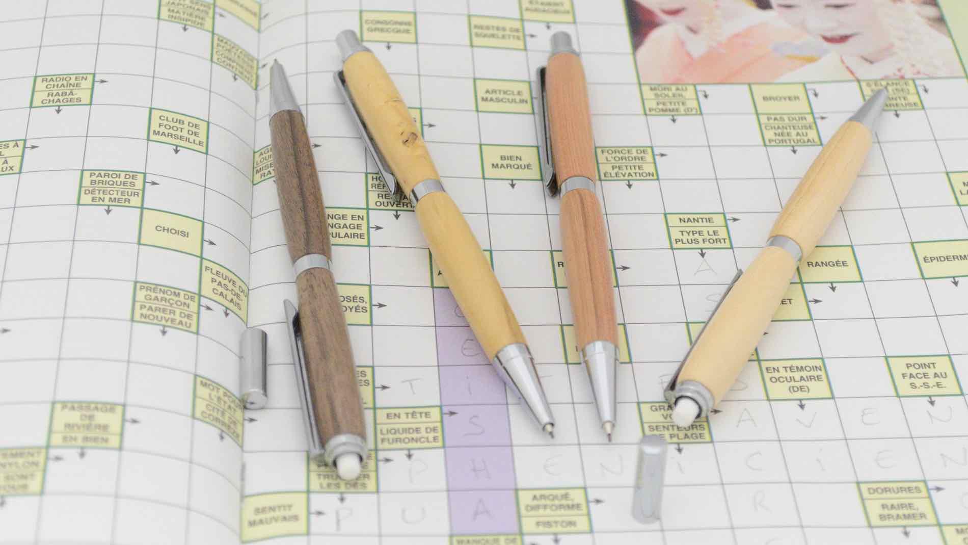 Mon stylo français sur Prends en Soin