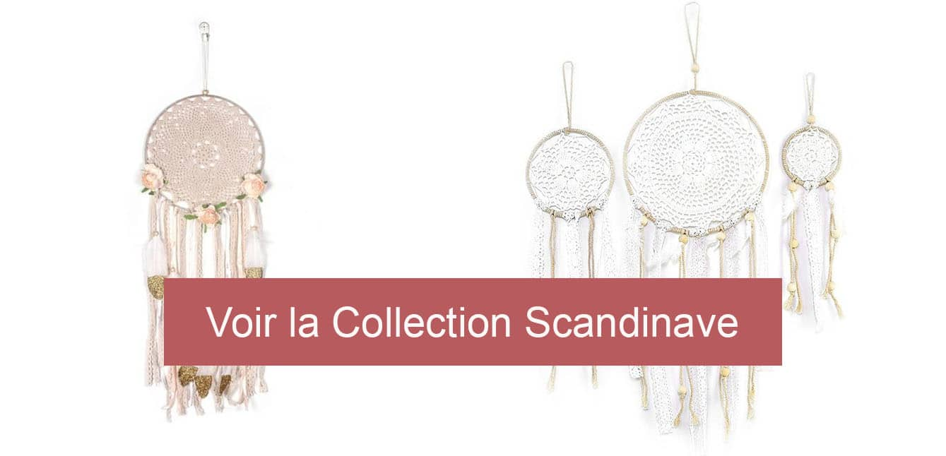 Attrape rêves, collection scandinave