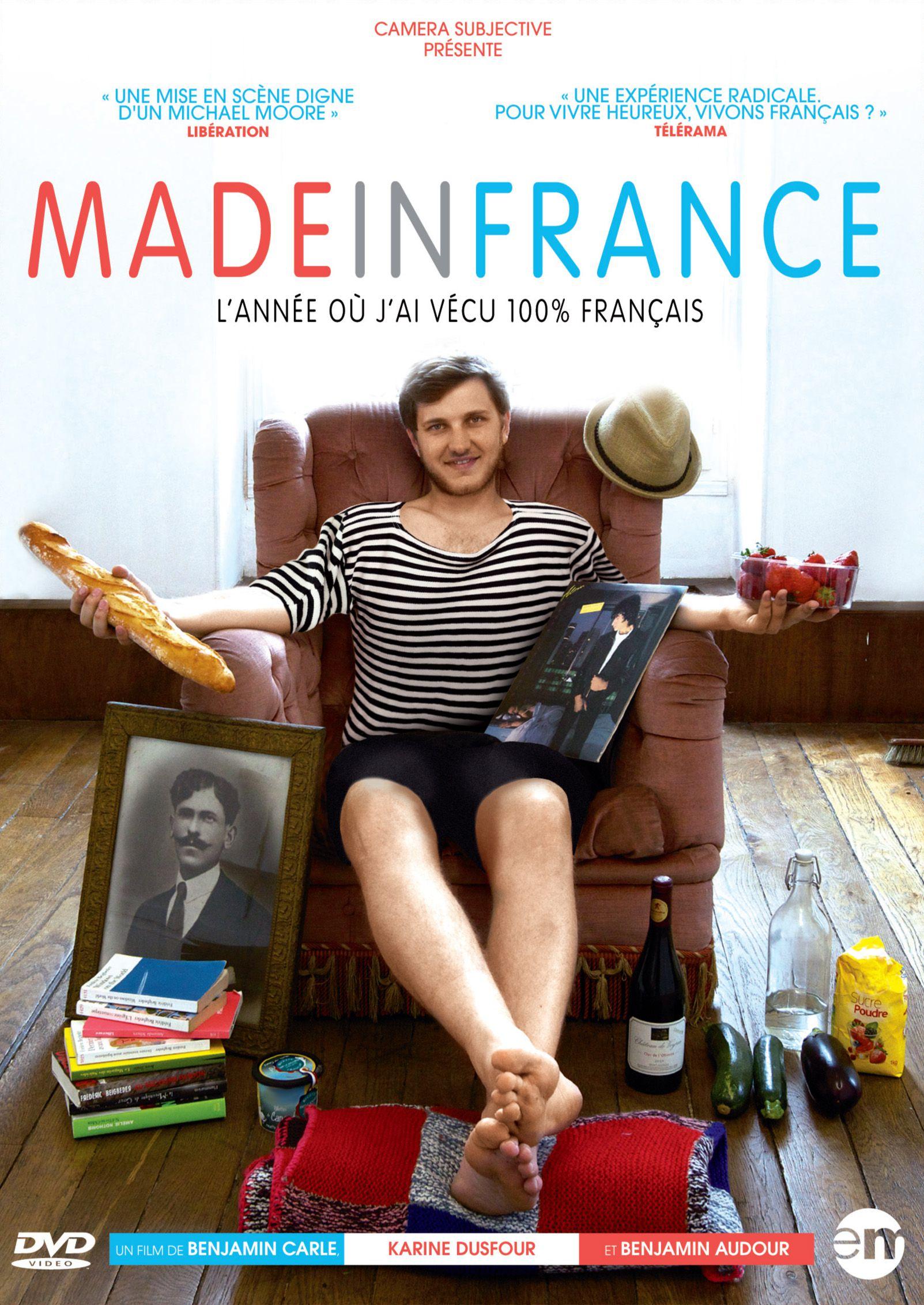 Made in France - L'année où j'ai vécu 100% français