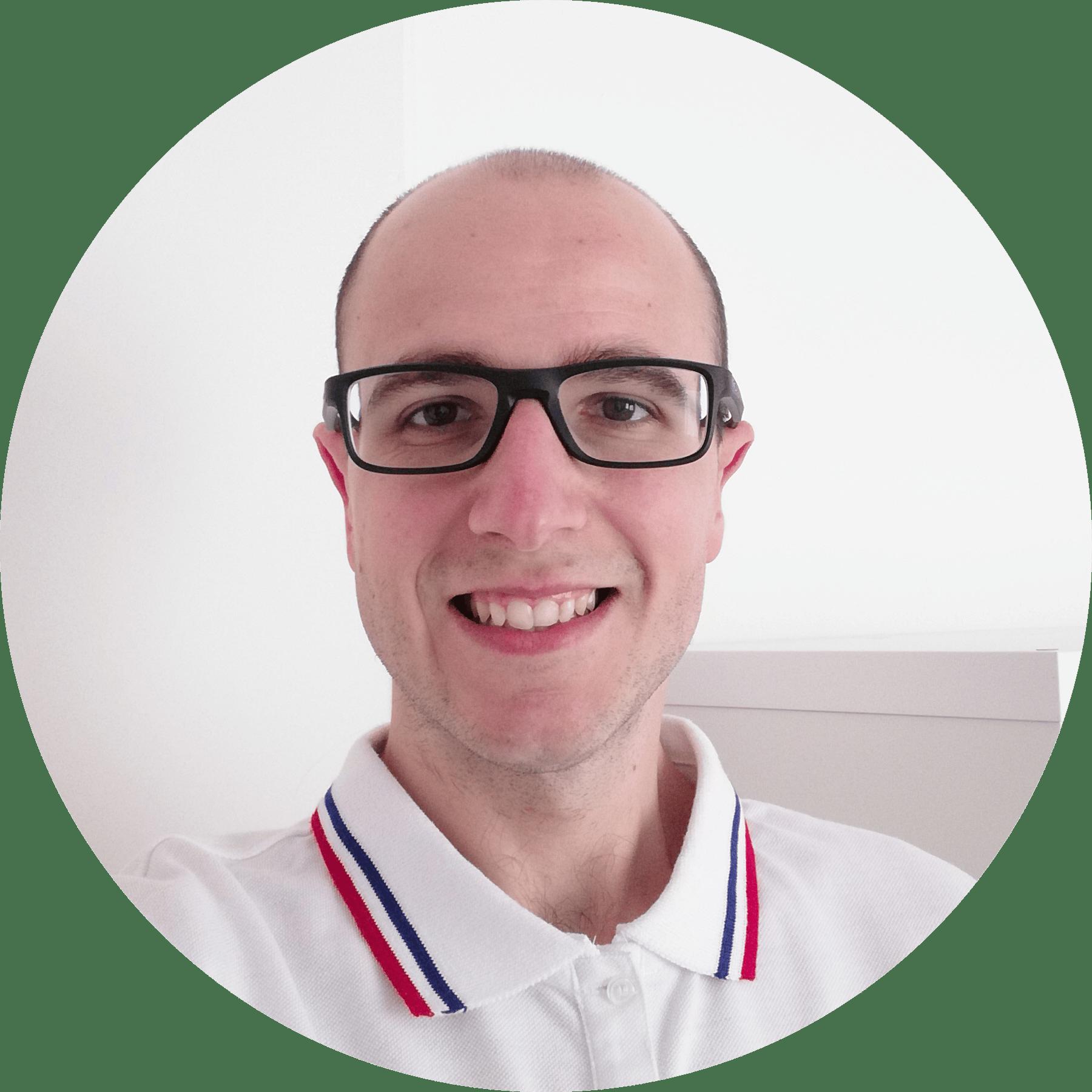 David Fanin, fondateur de C'est bien la France ! sur Prends en Soin