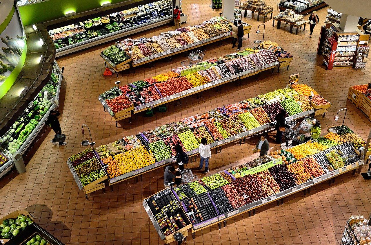 consommation de nourriture humaine