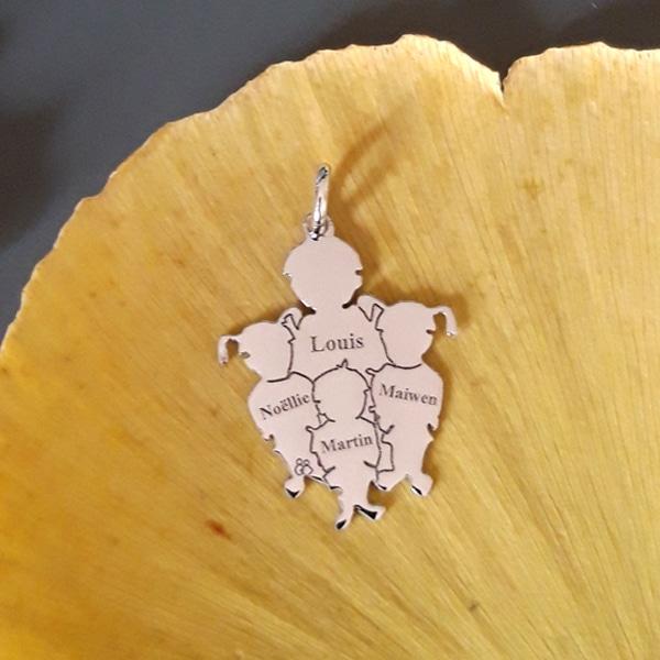 Bijoux Made in France Marmottine