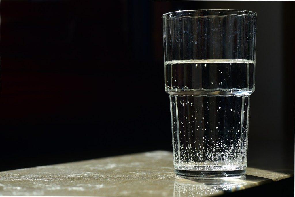L'eau calcaire est potable mais a mauvais goût
