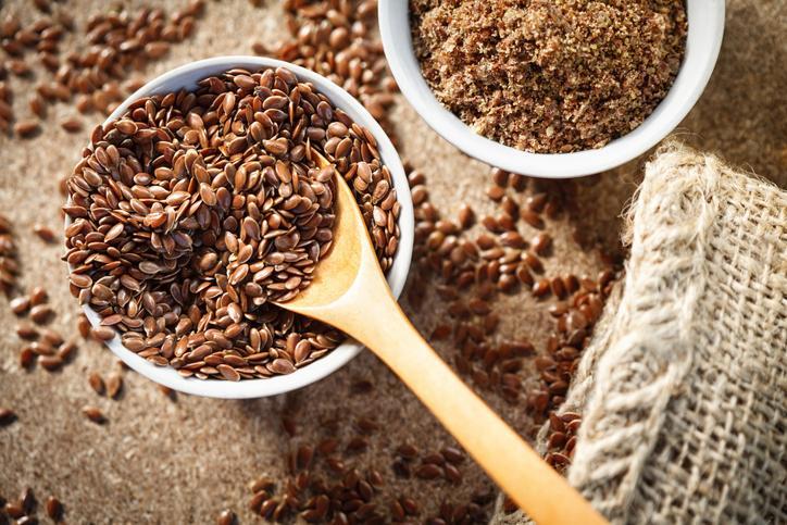 Gel capillaire à base de graines de lin biologique sur Prends en soin