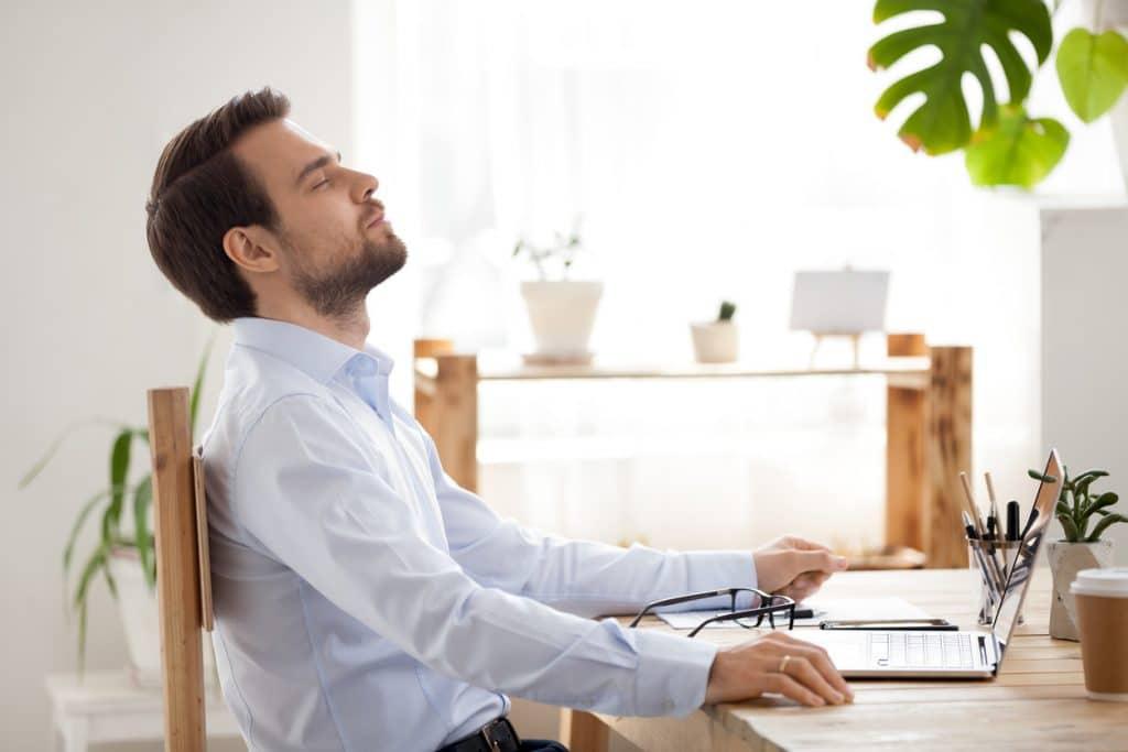 Être apaisé dans son travail rend même plus productif