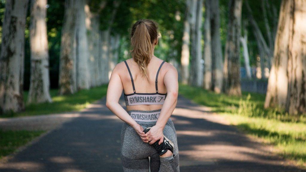 Devenir une véritable femme sportive n'est qu'une question de volonté