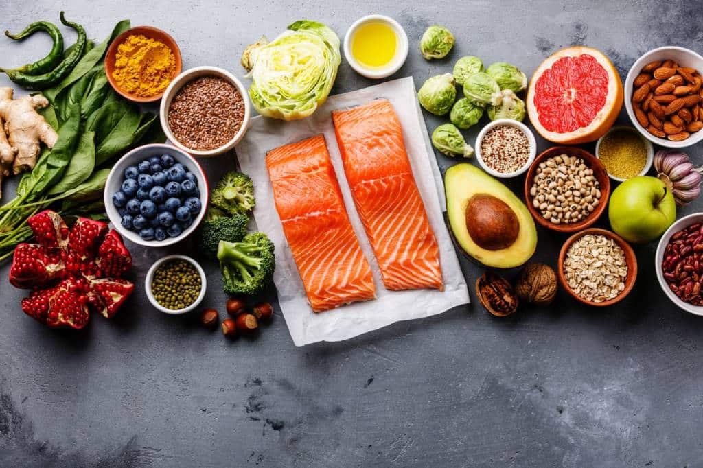 Le système immunitaire se renforce principalement grâce à l'alimentation
