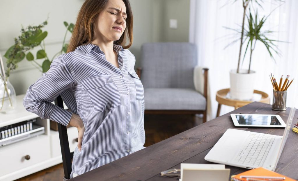 ceinture pour limiter les douleurs au dos