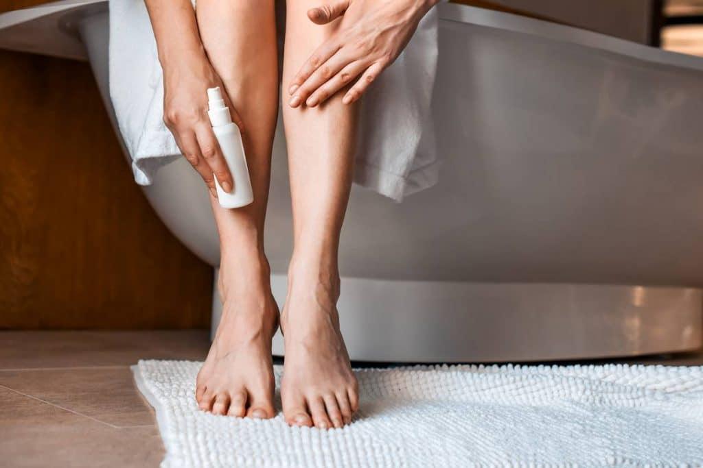 jambes lourdes traitement